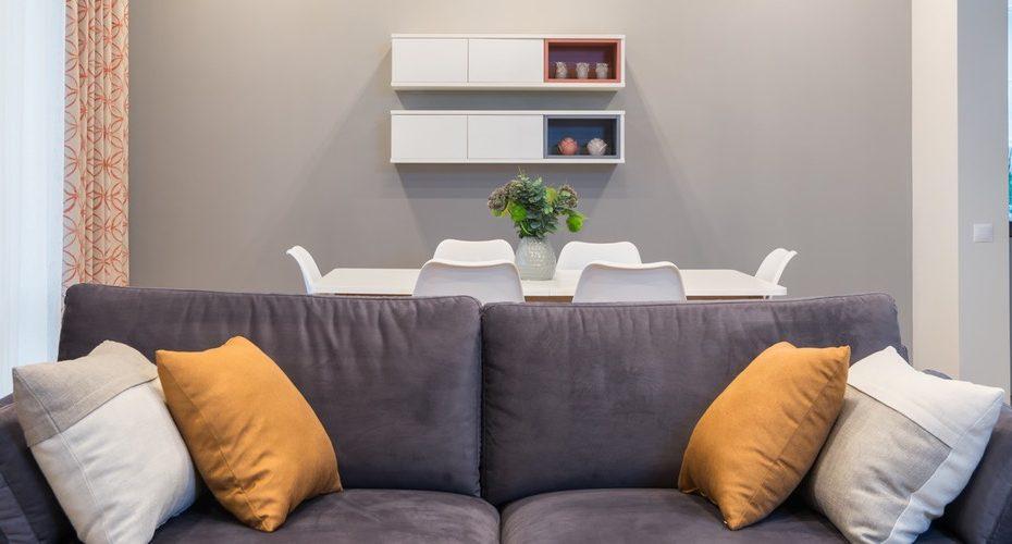 Choisir la couleur d'un canapé