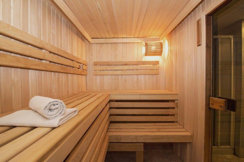 Choisissez un sauna d'extérieur design et confortable